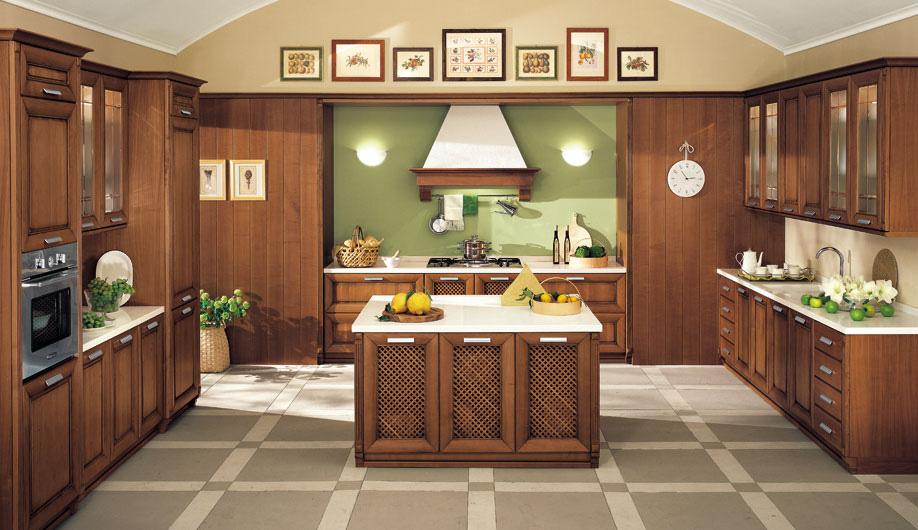 Pittura Pareti Cucina Classica Pitture Cucina Moderna Trendy Idee